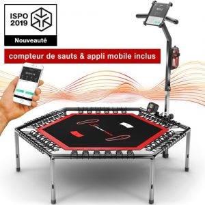 Sportstech HTX100 mini trampoline