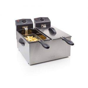 Friteuse double bac Tristar