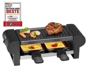 Mini raclette 2 personnes Clatronic